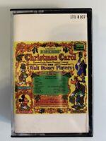 Walt Disney Productions Christmas Carol (Cassette)