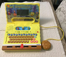 VTech SpongeBob SquarePants Laptop - Fun and Educational, Countless Features