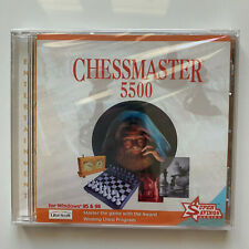 ChessMaster 5500 - PC (BRAND NEW)