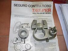 ANTI ROBO DELPER DE EPOCA PARA SEAT 600