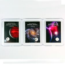 New listing Lot of 3 Authentic Space Dust - Campo del Cielo Meteor Shower c. 2200 Bc 1c