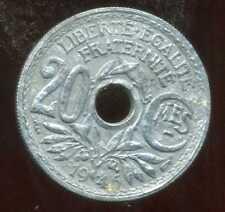 20 centimes  ZINC LINDAUER   1946  ( 2 )