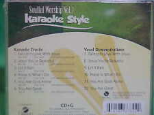 Soulful Worship~#1 ~ Christian~Daywind~Karaoke Style ~ Praise is What I Do~ CD+G