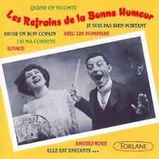 Les Refrains De La Bonne Humeur [CD] michel simon alibert ventura garat (1375)