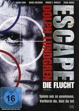 DVD | Escape - Die Flucht | Dolph Lundgren | Action-Thriler | Mit Wendecover Neu