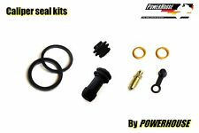 Yamaha WR 125 R rear brake caliper seal repair kit set 2009 2010 2011 2012