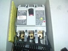 FUJI ELECTRIC SG53RCUL BREAKER EARTH LEAKAGE 3P 10A EB3BRCUL 010B  NEW PACKAGED