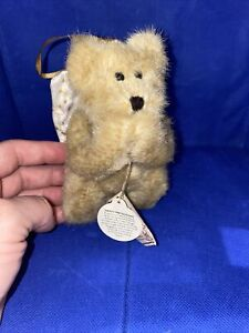 Boyds Bears Mini Ava Marie Plush Angel Ornament Kneeling Praying W Tag Plush