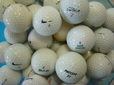 100 MIXED PRACTICE GOLF BALLS