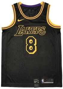 Size 2XL Kobe Bryant Los Angeles Lakers NBA Fan Apparel ...