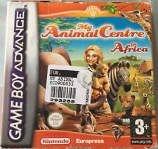 Gameboy Advance: My Animal Centre in Africa incl. Originalverpackung