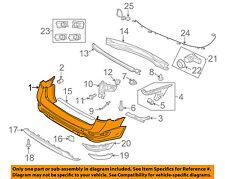 VOLVO OEM 09-16 XC70 Rear Bumper-Cover 31214938