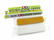 TAMIYA EPOXY PUTTY QUICK TYPE STUCCO EPOSSIDICO RAPIDO 25 g    ART 87051
