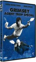 Grimsby, agent trop spécial DVD NEUF SOUS BLISTER Sacha Baron Cohen