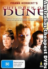 Children Of Dune (2-Disc Set) DVD NEW, FREE POSTAGE WITHIN AUSTRALIA REGION ALL