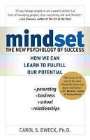 Mindset: The New Psychology of Success by Carol S. Dweck (Paperback, 2007)