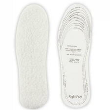 1 Pair of Sole Thermal Triple Thickness Insulating Machine Washable TU New