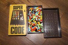 super code game spiele plasticart vintage game master mind