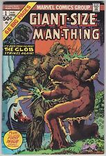 Giant-Size Man-Thing #1 F+ 6.5 Mike Ploog Jack Kirby Art First Issue!