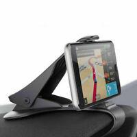 Universal Car Dashboard GPS PDA Mount Clips Holder Mobile Phone Stand HUD Cradle