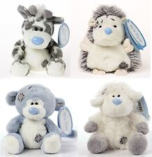 Blue Nose Friends March 2017 Set of 4 Hedgehog Giraffe Monkey Sheep