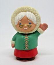 Hallmark Merry Miniatures Mrs. Santa
