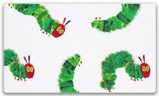 The Very Hungry Caterpillar 100% cotton fabric.Size 55cm x 50cm larger available