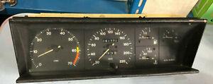 Alfa romeo 75 Instrument Panel Instrumentation Dashboard Contakm Sort Kilometers