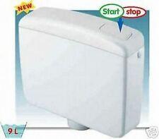 Cassetta scarico acqua bagno Zaino WC esterna BETA lt 9