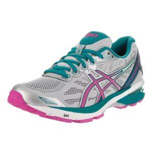 NEW Asics GT-1000 5 womens running walking shoe sneaker T6A8N 9620 grey pink