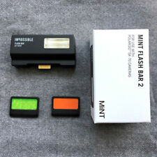 Impossible MiNT Flash Bar 2 Lightning for Polaroid SX-70 Camera Alpha1,Model2