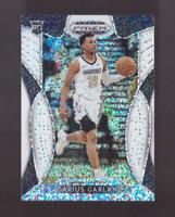 2019/20 Prizm Draft Picks DARIUS GARLAND Rookie White Sparkle Prizm SSP Mint