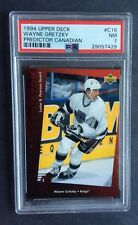 1994 Upper Deck Predictor Canadian Wayne Gretzky #C16 PSA7