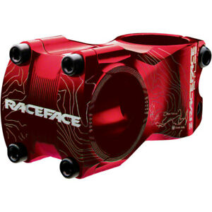 RaceFace Atlas Stem Red 65mm x 31.8