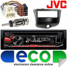 Toyota Yaris 2003-2006 JVC BLUETOOTH CD MP3 USB Aux In Car Stereo & Fitting Kit
