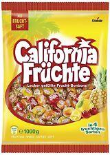 (1000g=4,49€) Storck California Früchte - Frucht Bonbons flüssig gefüllt - 1 kg
