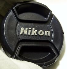 52mm Lens Front Cap for Nikon 18-55mm AF-S GII VR - - Free Shipping worldwide