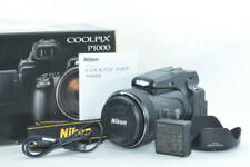 [Top Mint] Nikon Coolpix P1000 16MP Fotocamera Digitale 125x Nero (ny1186)