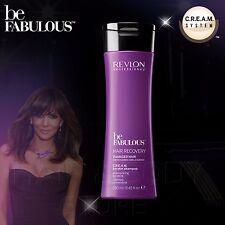 Ser Fabuloso CHAMPÚ A LA QUERATINA Dañado cabello Recovery REVLON cabello 250 ml