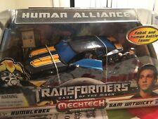 Transformers DOTM 2011 Human Alliance Bumblebee MISB