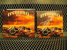 TREMONTI ~ DUST ~ ALTERBRIDGE ~ Signed ART CARD SEALED CD ~ NEW 2016