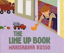 The Line up Book by Marisabina Russo (1986, Hardcover)