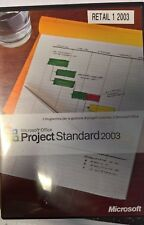 Microsoft office  Project 2003 Standard