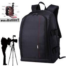 Super Large Digital Camera Bag Backpack Photo SLR DSLR Case for Nikon Sony Canon