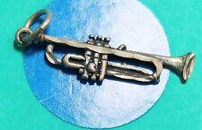 Bracelet G109 Trumpet Sterling Silver Vintage Charm