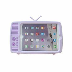 3D Retro TV Texture Tablet Case For iPad 2 3 4 5 6 7 Pro Air 1 2 3 Mini 3 4 5