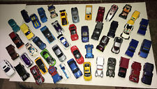 New ListingLot of 48 Matchbox Hot Wheels Maisto Cars Trucks Jeep Volkswagon Race Diecast