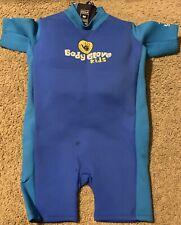 Body Glove Wet Suit Blue & Teal Child M
