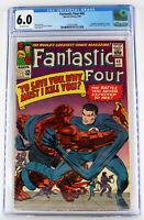 Fantastic Four #42 CGC 6.0