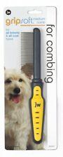 JW Pet GripSoft Comb Dog Coat Regular Brushing Medium